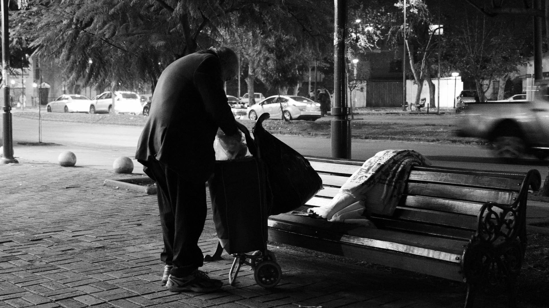 Anciano Vendedor